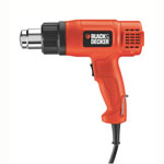BLACK&DECKER® 2 Temperature Heat Gun