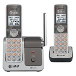 at&t® DECT 6.0 Cordless w/2 Handsets, HD Audio