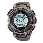 CASIO® Tough Solar Pathfinder Sensor Watch