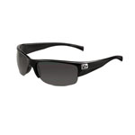 bolle'® Zander Shiny Black Polarized Sunglasses