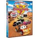 DVD REWARDS The Little Cars 7