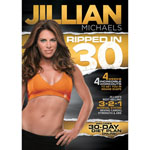 DVD REWARDS Jillian Michaels Ripped In 30