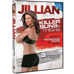 DVD REWARDS Jillian Michaels: Killer Buns&Thighs