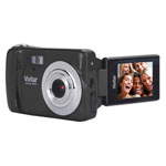 Vivitar® 10.1MP Black Flip Screen Camera w/Bonus