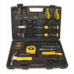 STANLEY® 65 pc. Homeowner's Tool Kit