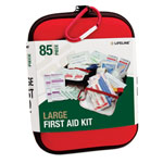 LIFELINE® Large Hardshell Foam 85 pc. First Aid Kit