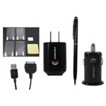 DURACELL® Accessory Kit for iPhone 4/4S