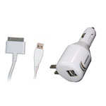 DURACELL® 5 In 1 Charger for iPod/iPad/iPhone