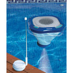 SWIMLINE® PoolTunes Floating Speaker Light
