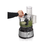 Hamilton Beach® Bowl Scraper 10-Cup Food Processor