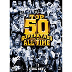 DVD REWARDS The Top 50 Superstars Of All Time