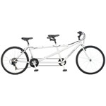 "PACIFIC CYCLE™ Unisex 26"" Dualie Tandem Bicycle"
