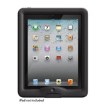 LifeProof™ Waterproof Nüüd Case for iPad