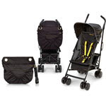 babycargo™ 100 Series Lightweight Stroller w/Diaper Bag