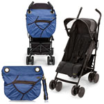 babycargo™ 300 Series Lightweight Stroller w/Diaper Bag