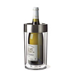Wine Enthusiast® Double-Wall Iceless Wine Chiller