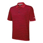 adidas® ClimaLite Two-Color Stripe Polo