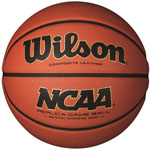 Wilson® NCAA Replica Game Basketball