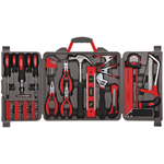 APOLLO® PRECISION TOOLS 71 pc. Household Tool Kit