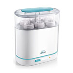 PHILIPS AVENT® 3-in-1 Electric Steam Bottle Sterilizer