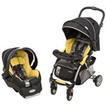 evenflo® FeatherLite 400 Travel System w/Embrace35