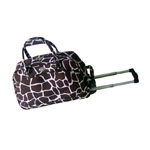 "Travelers Club® 20"" Rolling Fashion Duffel"