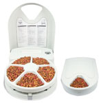 PetSafe® 5-Meal Timed Pet Feeder