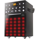 THE SINGING MACHINE® Karaoke Machine w/Music Sychronizing Light Show