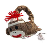 Westminster Sock Monkey Headphones