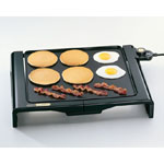 PRESTO® Cool Touch Electric Foldaway Griddle