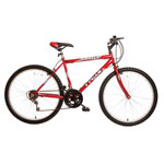 TITAN Pioneer Men's 12-Speed Commuter Mountain Bicycle