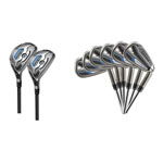 TaylorMade® SpeedBlade Graphite/Steel Irons Set