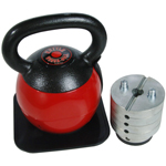 Stamina® Versa-Bell 36 lb. Adjustable Kettle Bell