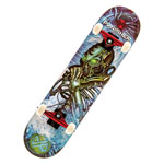 PUNISHER® Skateboards Alien Rage Complete 31