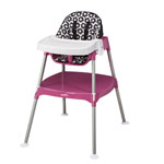 evenflo® Convertible 3-in-1 High Chair