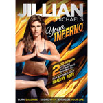 DVD REWARDS Jillian Michaels Yoga Inferno