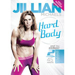 DVD REWARDS Jillian Michaels Hard Body