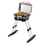 Cuisinart® Outdoor Electric Grill w/VersaStand