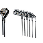 Callaway® X2 Hot Hybrid + Irons Set