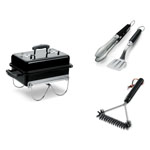 weber® Go-Anywhere Gas Grill Kit