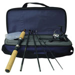 okuma Voyager Spinning Travel Kit