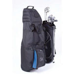 JEF World of Golf™ Deluxe Wheeled Golf Bag Travel Cover