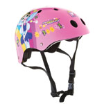 TITAN Flower Princess Skateboard/BMX Youth Helmet