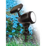 Jobar International® 3-in-1 Solar Spotlight