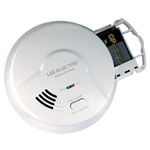 Universal Security Instruments 120V Photoelectric Smoke & Fire Alarm