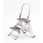 Little Giant Ladder Systems® 2-Step Safety Step Ladder
