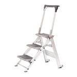 Little Giant Ladder Systems® 3-Step Safety Step Ladder