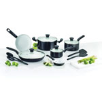 T-FaL® Initiatives 14 pc. Ceramic Cookware Set