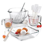 Anchor Hocking® Mix&Measure 9 pc. Baking Set