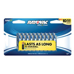 RAYOVAC® AAA Alkaline Batteries - 20 Pack